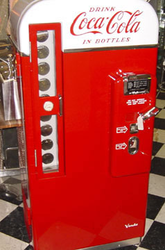 Pop Machine For Sale >> Coca Cola Other Soda Machines For Sale Gameroomantiques Com